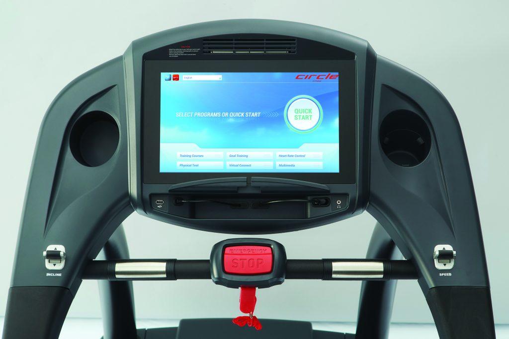Center Fitness M7E Plus Console